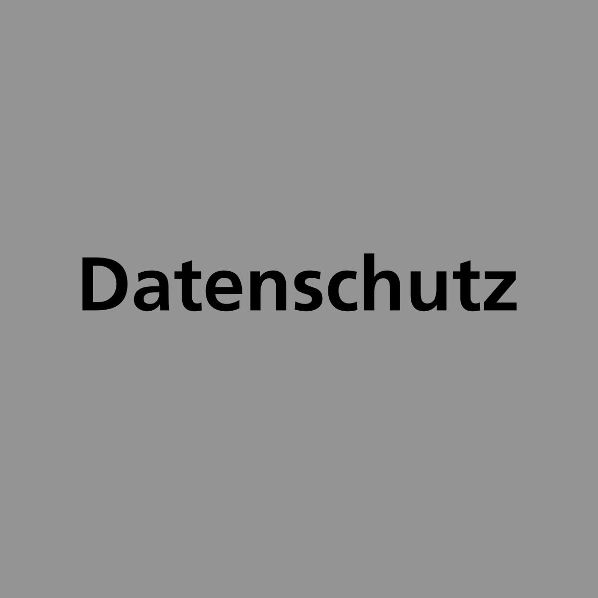 Datenschutz, waste-art Georg Marbet
