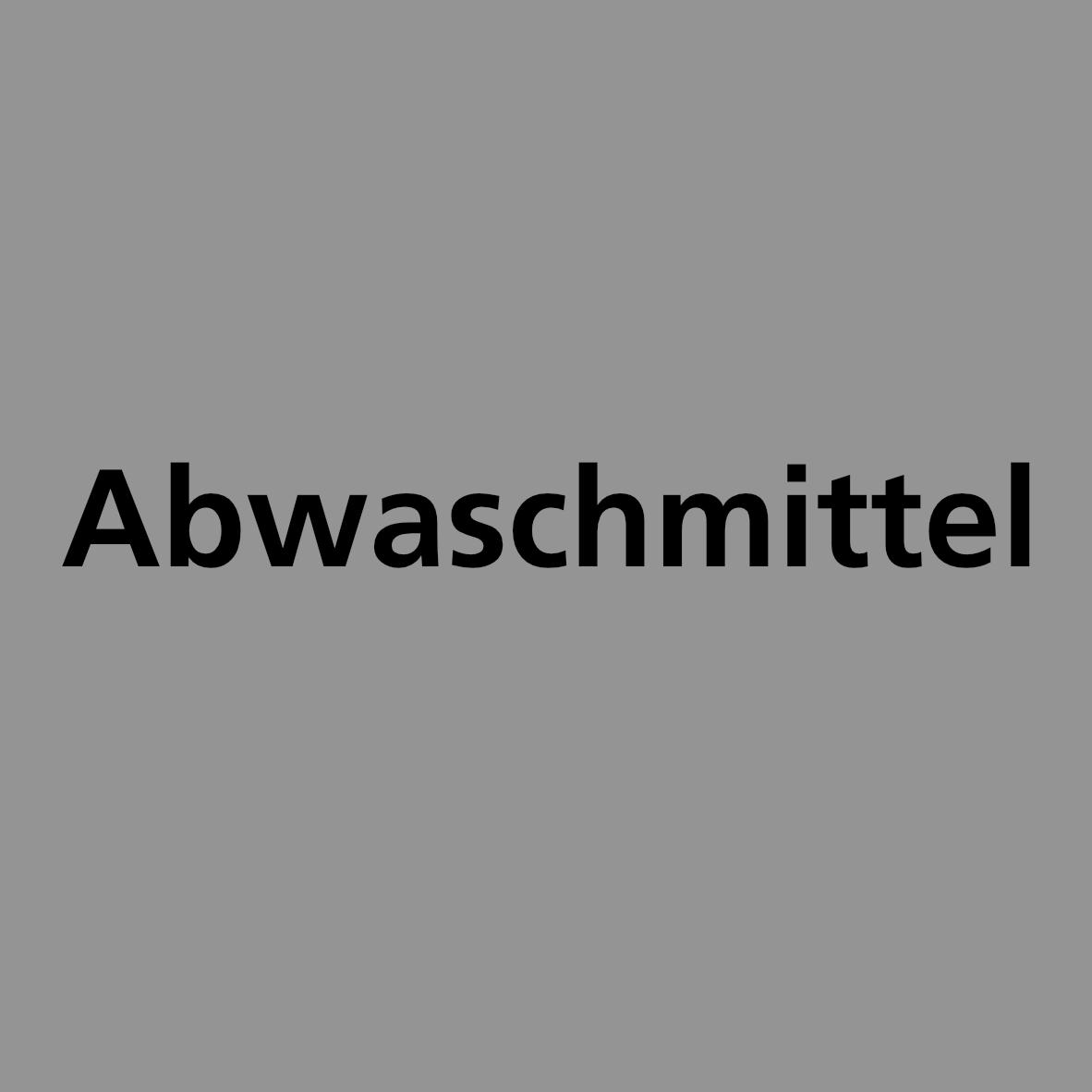 Abwaschmittel, waste-art Georg Marbet