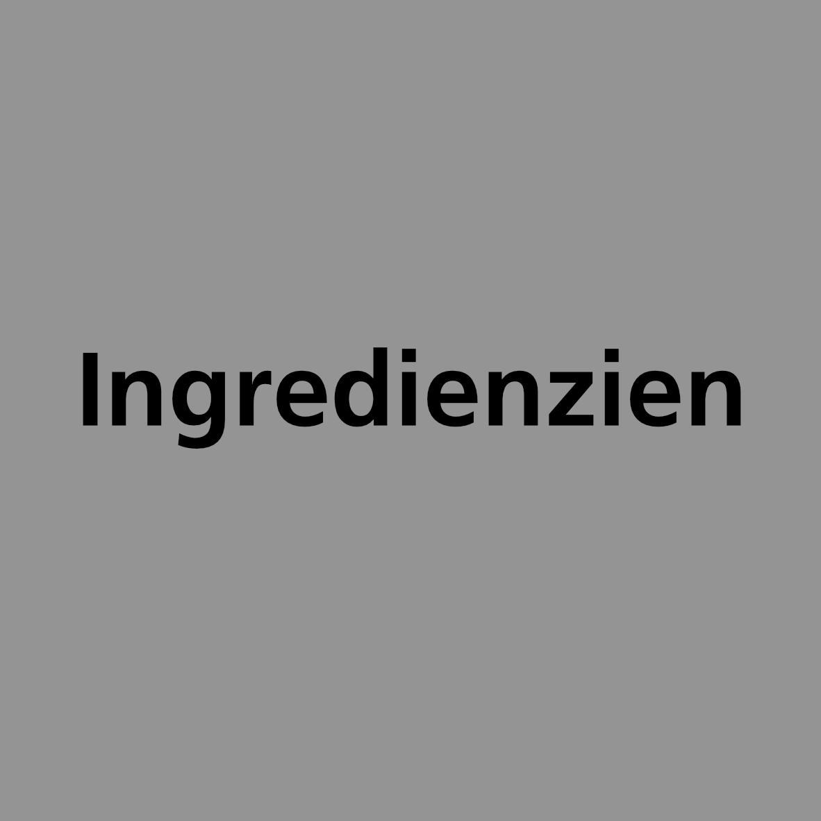 Ingredienzien, waste-art Georg Marbet