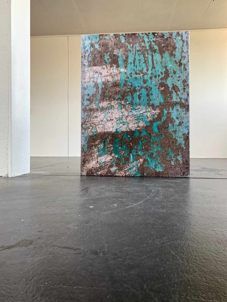 exposition: rust, Rost