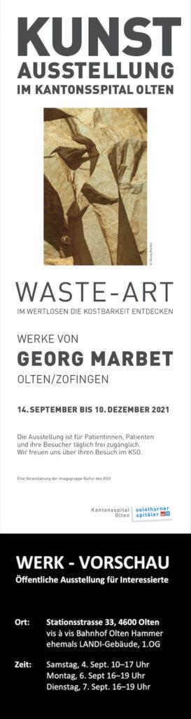 Kunstausstellung Kantonsspital Olten